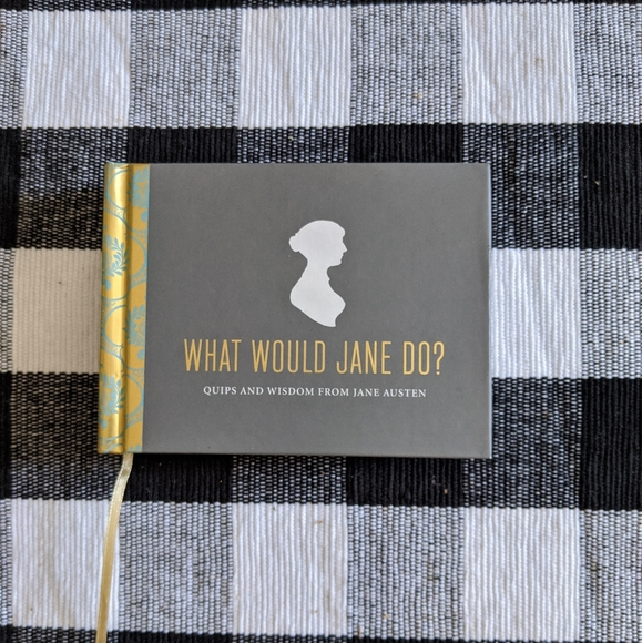 What Would Jane Do? Jane Austen Book